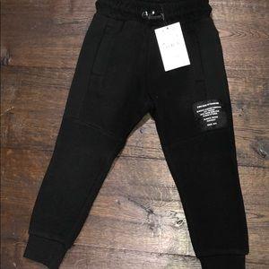 BNWT Zara joggers sweatpants